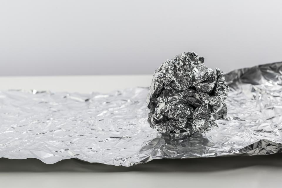 A Better Way To Recycle Dirty Aluminum Foil