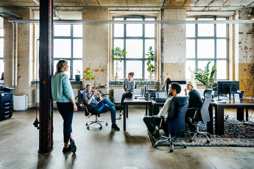 The Next Boom: In The Fast-Emerging Digital Economy, Company Size Is Irrelevant