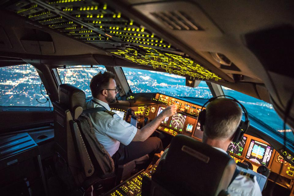 Flightdeck View