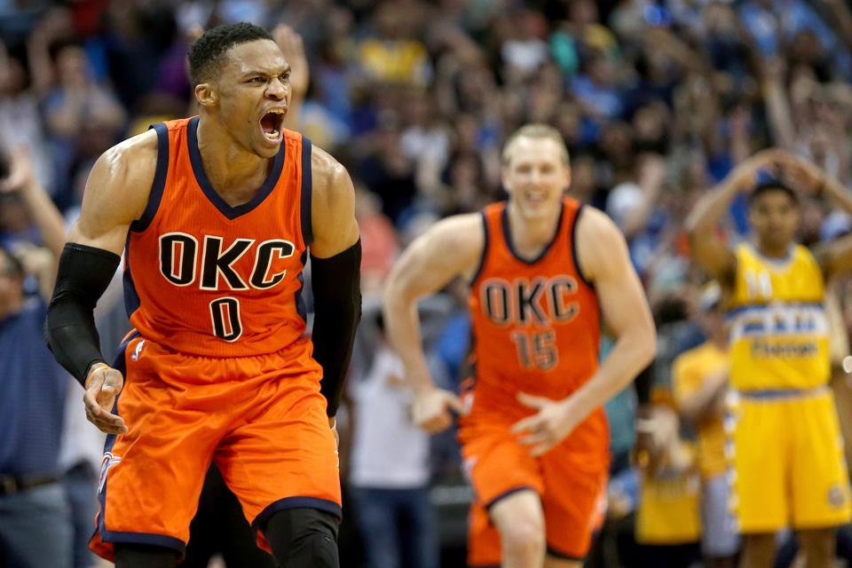 Russell Westbrook's Historic Season Runs Counter To The NBA's Resting Stars