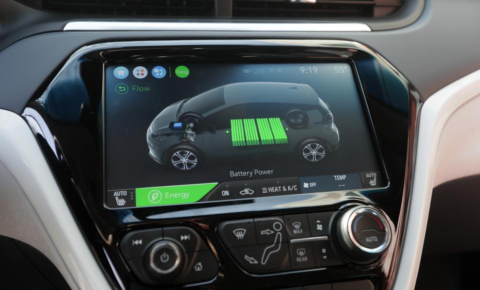 Chevrolet Bolt EV Electric Car