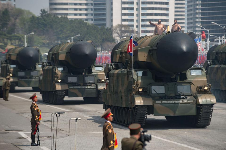 GMD: The Only Program That Can Stop A North Korean Nuclear Warhead From Reaching America