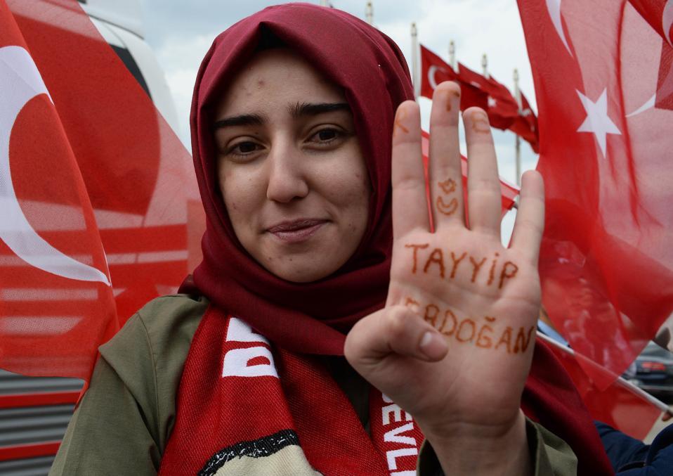 Wall Street Seems Okay With Turkey's President Erdogan