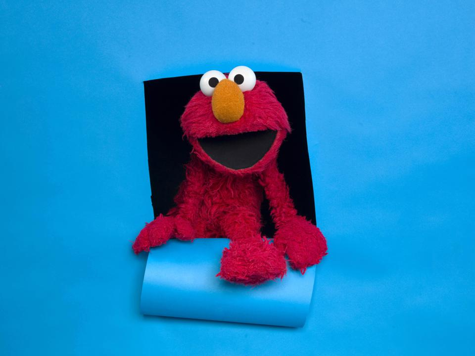 TV-Elmo's Talk Show on hbo max