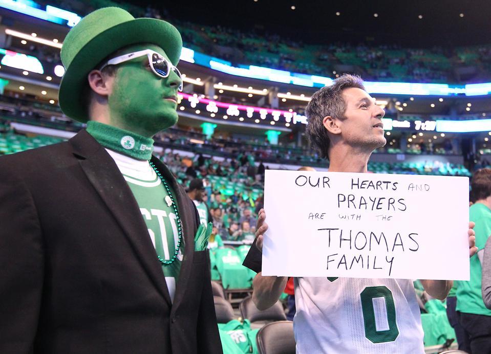 NBA Playoffs Round 1: Chicago Bulls Vs Boston Celtics At TD Garden