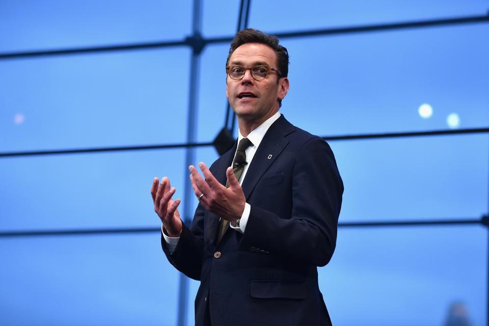 James Murdoch, chief executive of 21st Century Fox, is said to have been the prime candidate to replace Musk as Tesla's chairman.