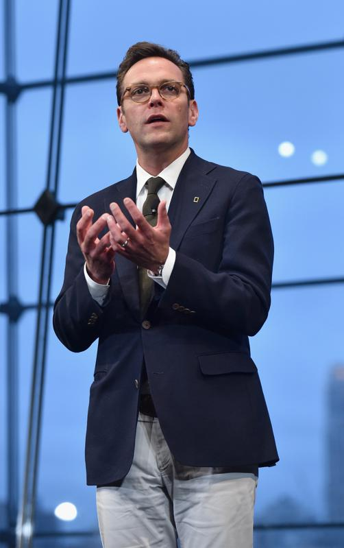 21st Century Fox CEO James Murdoch.