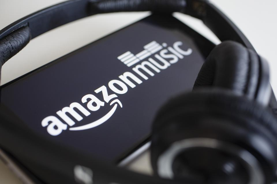 Music Streaming Service Amazon Music