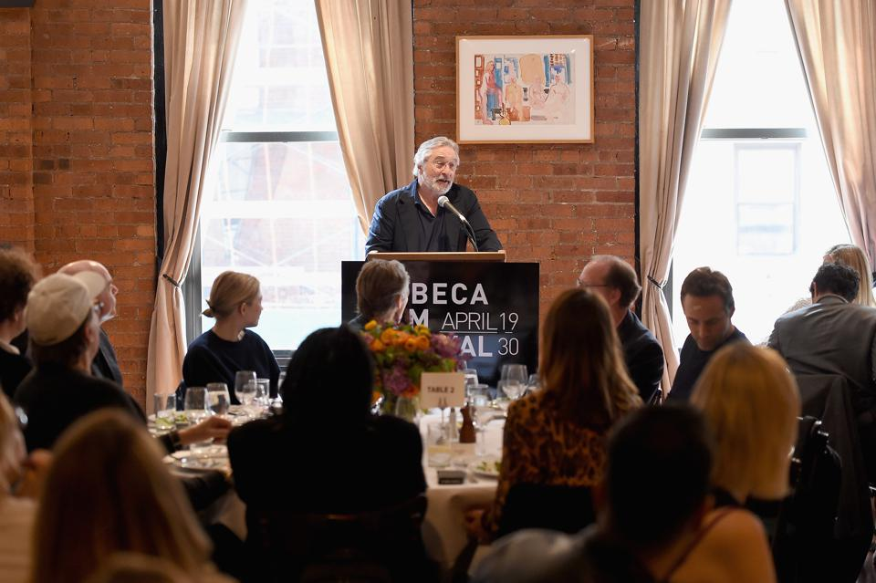 Jury Welcome Lunch - 2017 Tribeca Film Festival