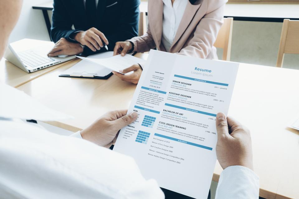 three strategies for creating a winning resume