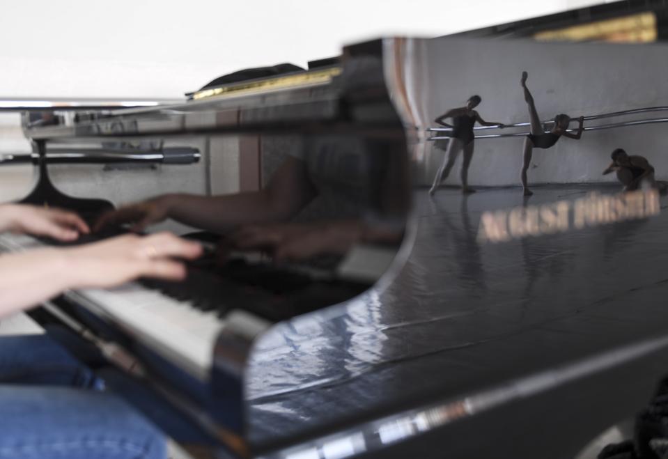 Novosibirsk State Ballet School