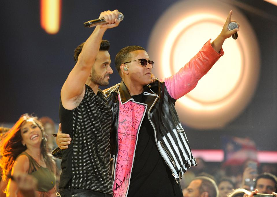 Daddy Yankee On His Global No. 1 Hit 'Despacito': 'Thank You To Everybody Who's Listening'
