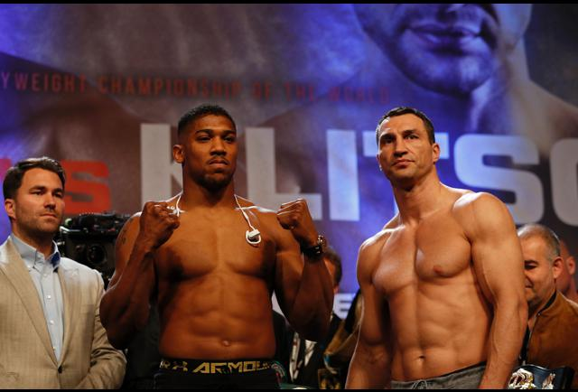 sites joshkatzowitz anthony joshua wladimir klitschko live results reaction purses odds buys ticket