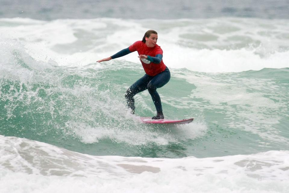English National Surfing Championships