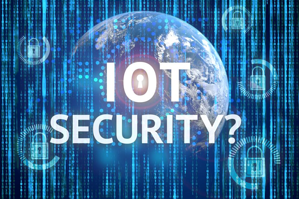 Investing In the internet of things (IoT) security