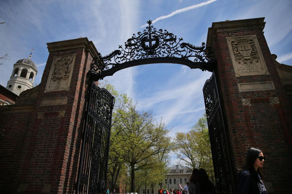Harvard University lands at No. 1 on the Forbes Top Colleges 2018 list.