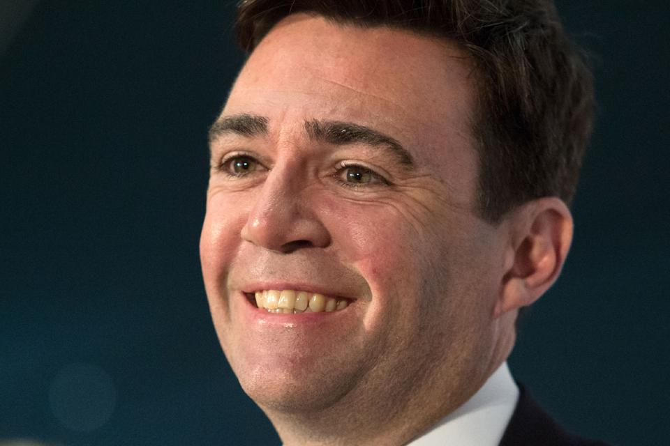 U.K.'s Survival Depends On Federalism And Better Buses, Argues Manchester Mayor Andy Burnham