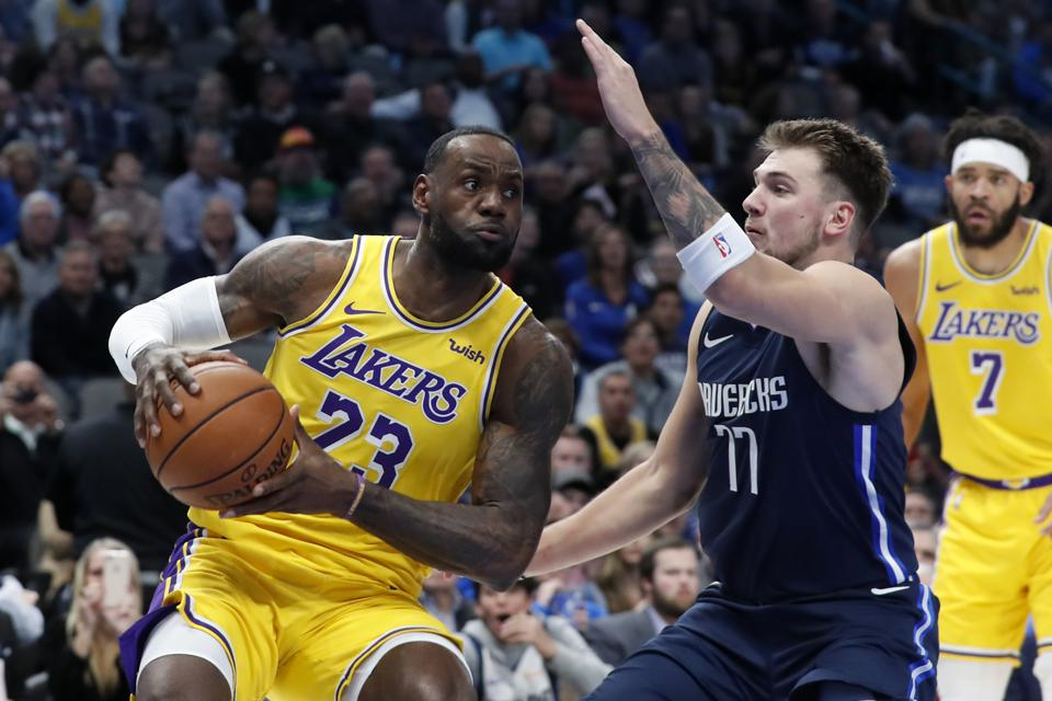 Image result for So good, so soon: Luka Doncic's 'insane' rise to NBA stardom