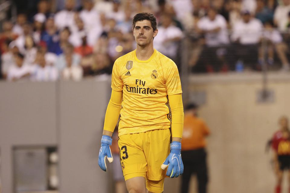 Why Thibaut Courtois Must Up His Game At Real Madrid