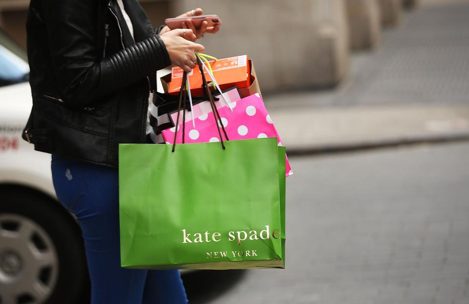 Tapestry's Kate Spade Is Struggling With American Millennials