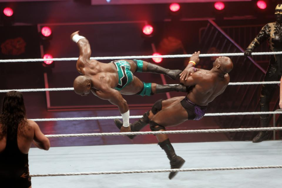 WWE Live In Lille