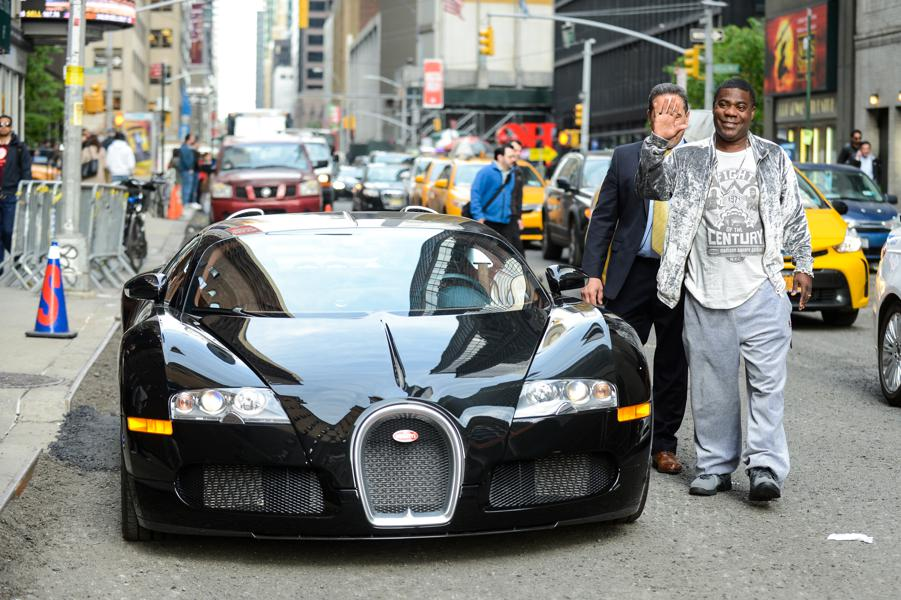 Tracy Morgan's Bugatti Is As Good As New - For A Steep Price