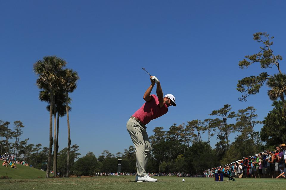 The Oddity Of Dustin Johnson As The People's Choice At The Players Championship