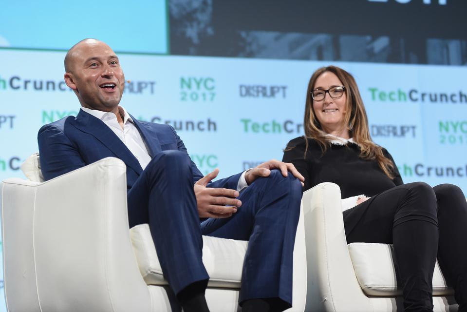 TechCrunch Disrupt NY 2017 - Day 1