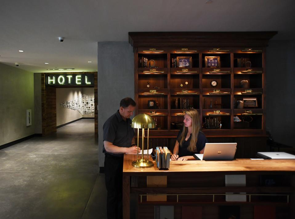 hotel industry coronavirus