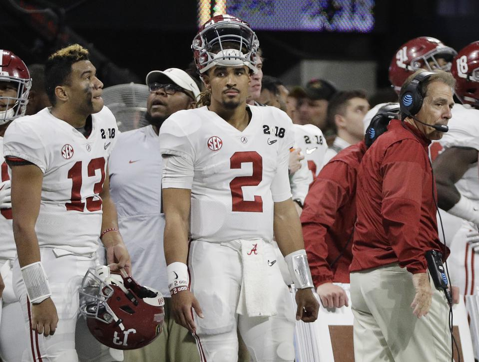 If Not Tua And Trevor, Who Are The Smart Bets To Win The