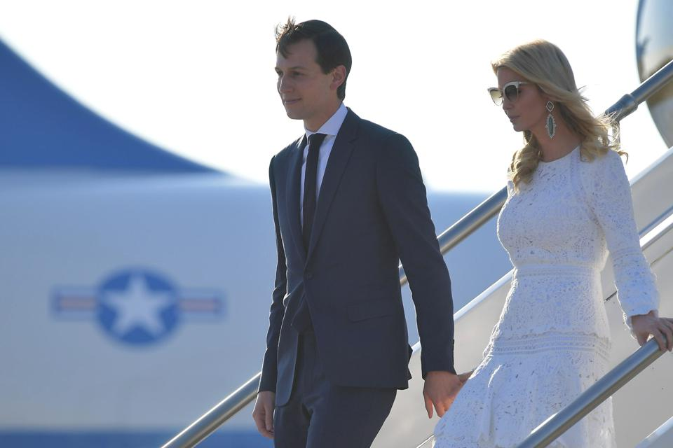 Ivanka Trump And World Bank's Jim Yong Kim: Stand Against Nepotism And Corruption