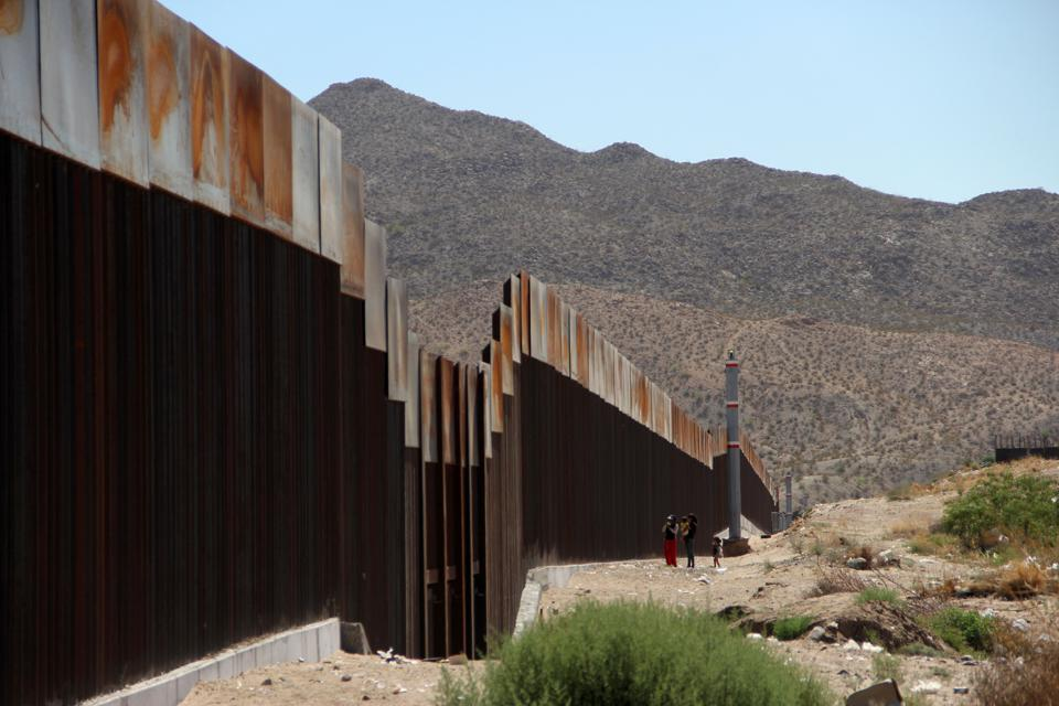 Congressman Proposes New Tax To Pay For Trump S Border Wall