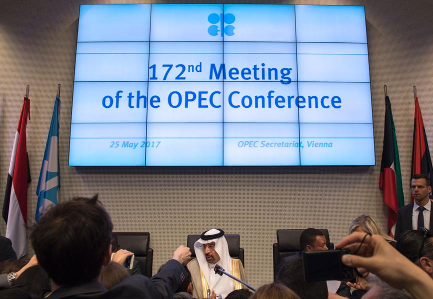 OPEC underpins oil markets into 2018