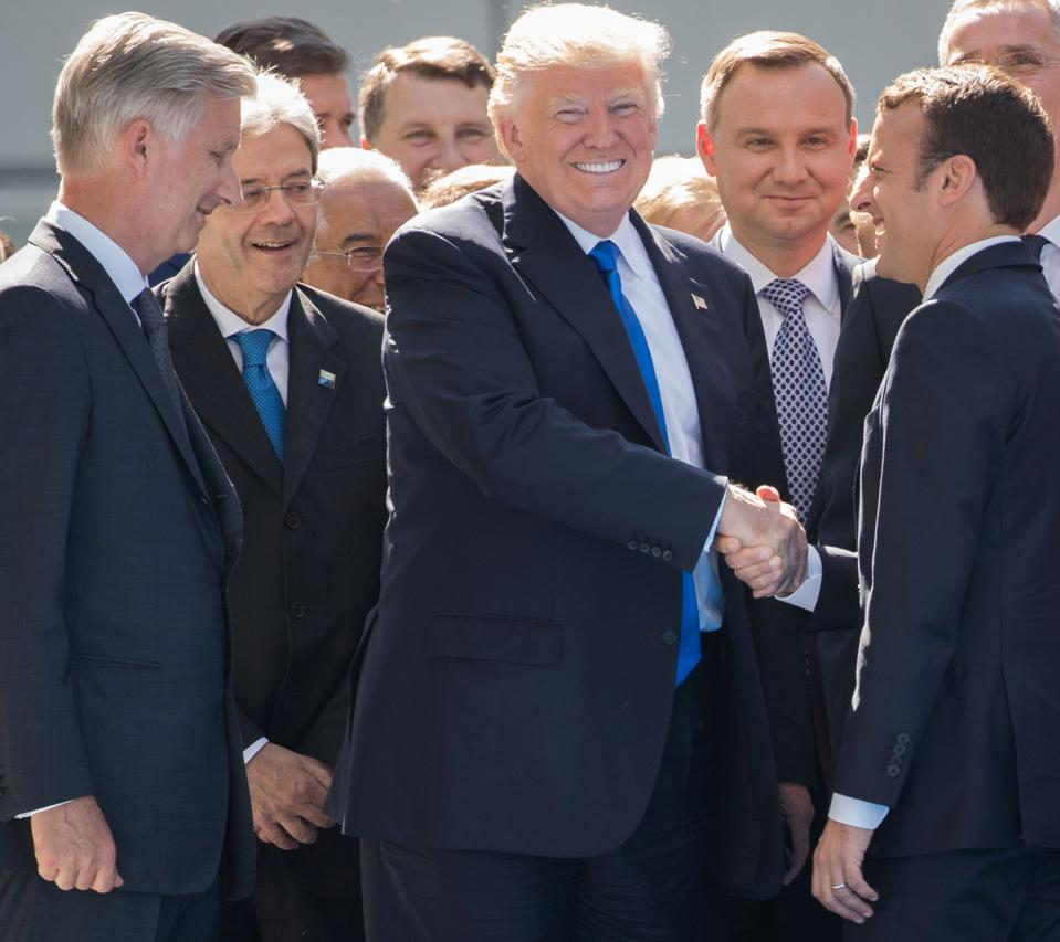 President Donald Trump Spoiled NATO Party In Brussels And Americans Should Thank Him