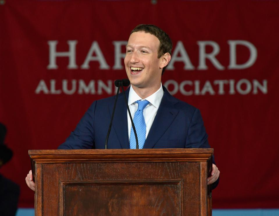 How Mark Zuckerberg Effectively Communicates Facebook's New 5-Word Mission Statement