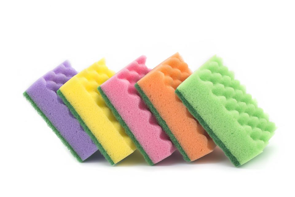 Study: Your Kitchen Sponge Has More Germs Than Your Toilet