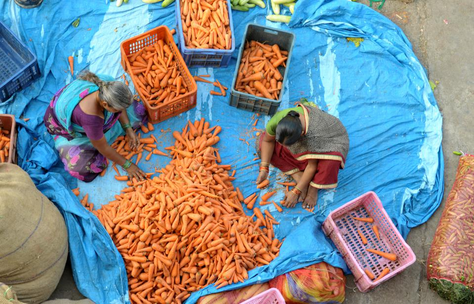 Most People Prefer Baby Carrots Over Regular Ones. Meet The Guys Who Invented Them