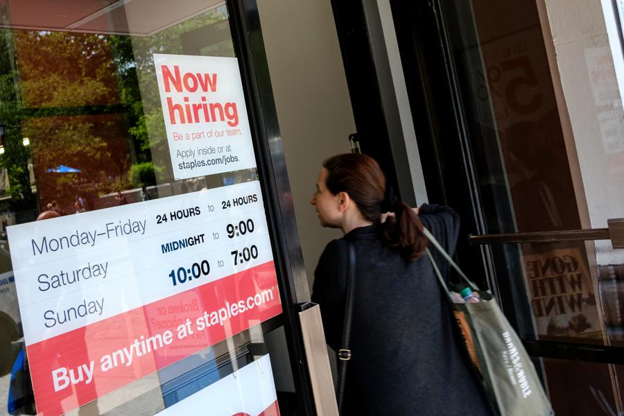 With 6 Million Job Openings, Will Critics Still Blame Immigrants For 'Taking Jobs' From Americans?