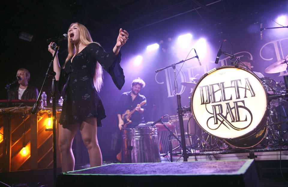 Delta Rae In Concert - Charlotte, NC