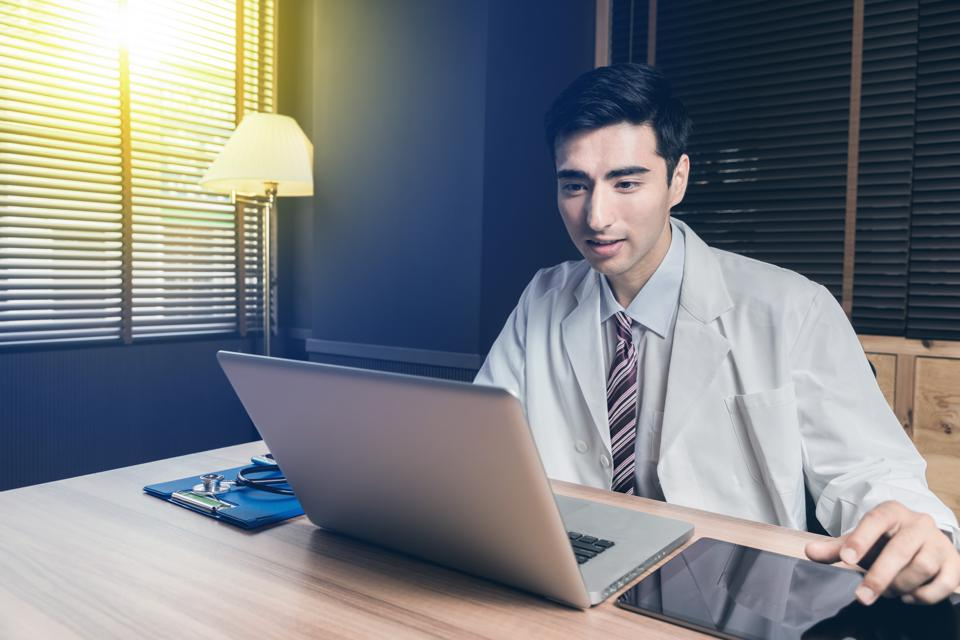 Image result for Coverage For Mental Health Via Telemedicine Soars At U.S. Employers
