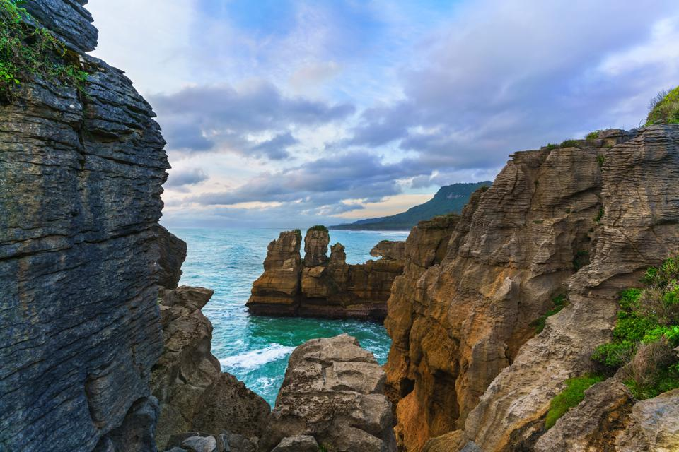 Paparoa National Park South Island of New Zealand