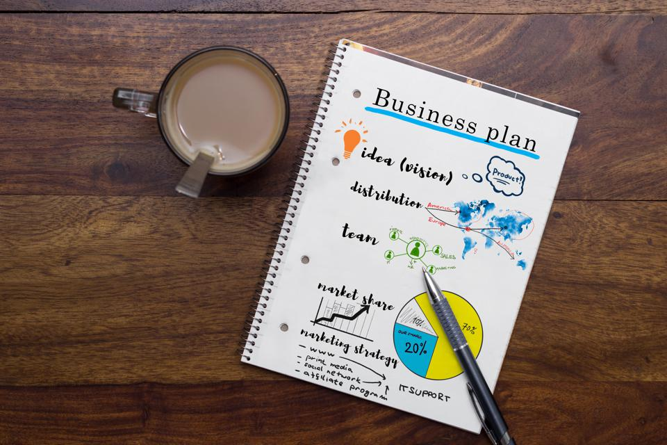 What To Include In A Business Plan For Your App Idea