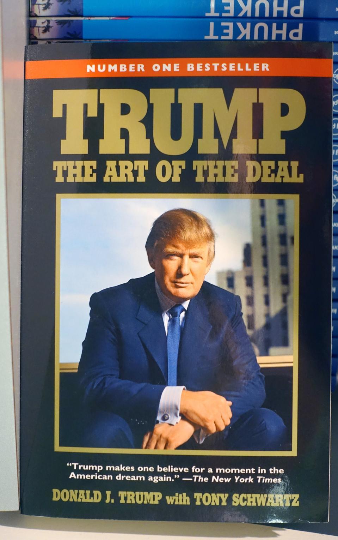 Trump Merchandise On Sale