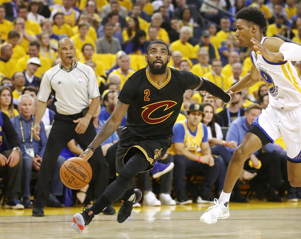 Kyrie Irving's 4-Team Wish-List: Who's Got The Best Shot