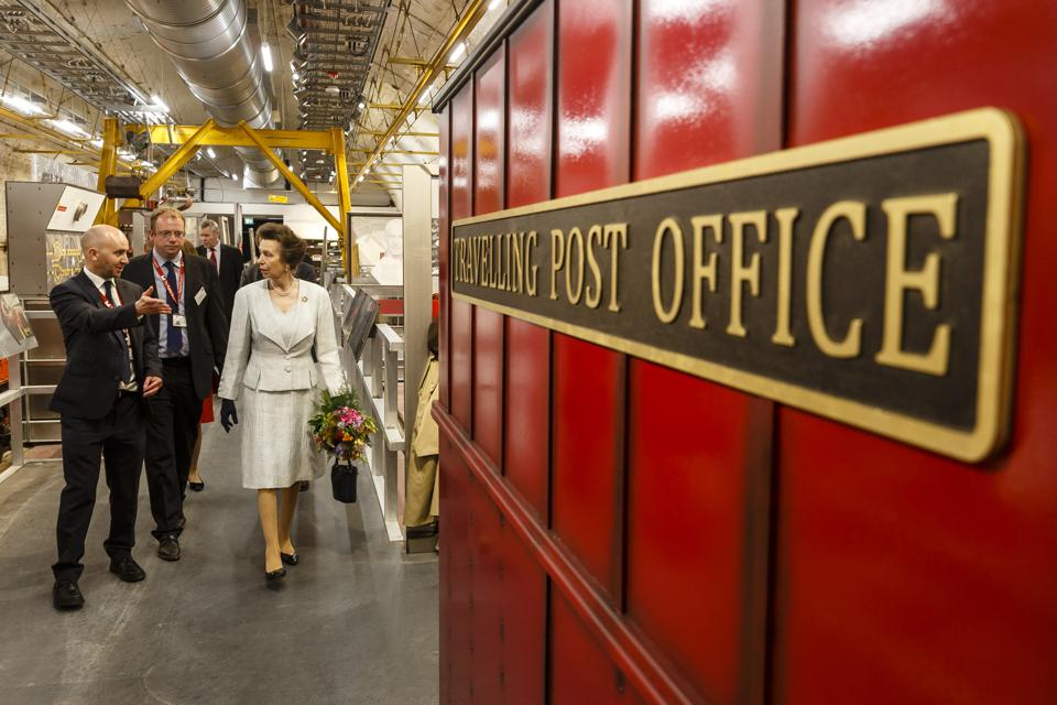 Is Royal Mail's FTSE 100 Status In 'Danger Zone' On Blue-Chip Reshuffle?