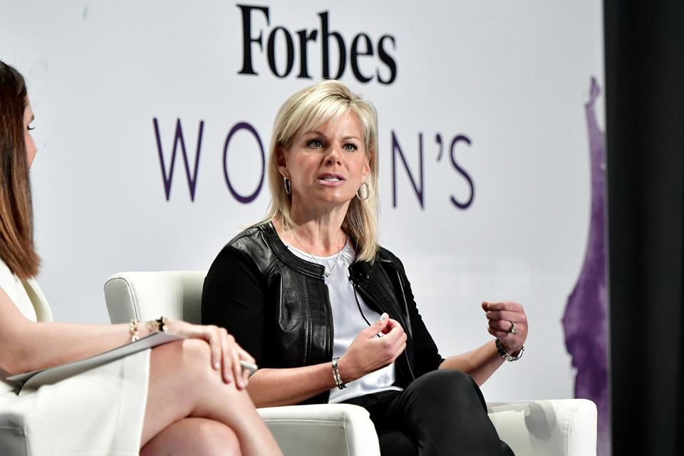 Gretchen Carlson: Be Fierce Is A Call To Action For Men, Too