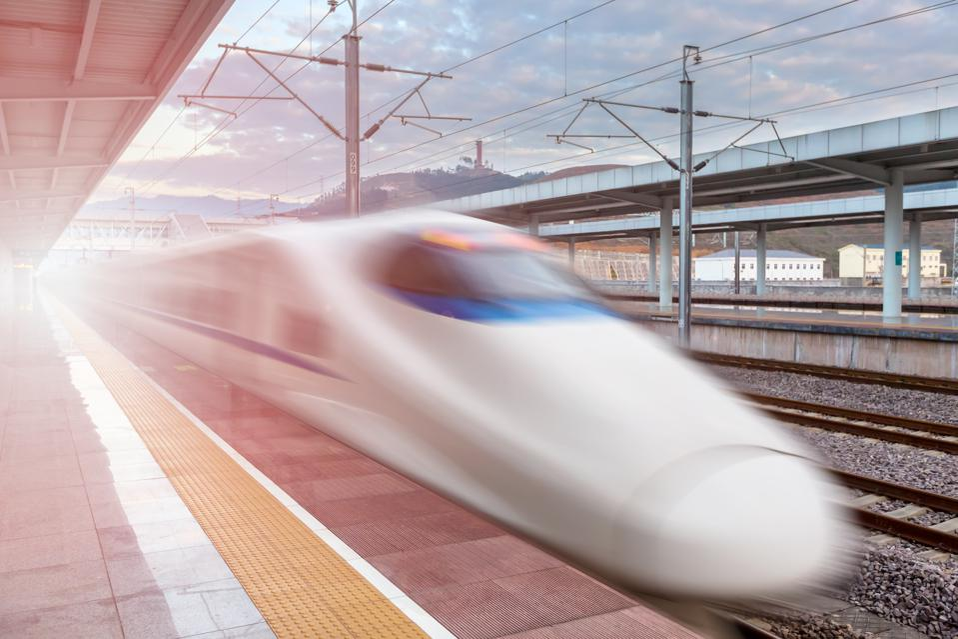 Chinese high-speed rail
