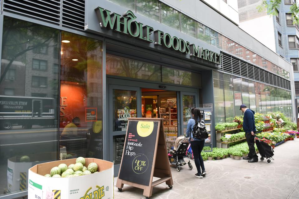 Why M&A Strategy (And Your Retail Experience) Just Changed Forever -- Amazon Swallows Whole Foods