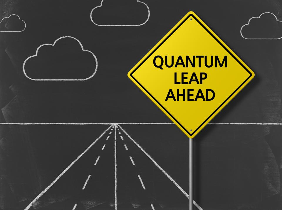 Quantum computers to impact self-driving cars.