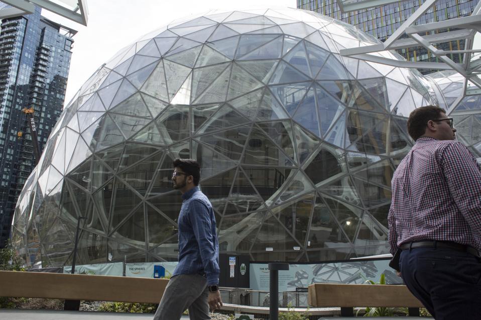 Amazon Continues World Domination, Announces Future Plans For Second $5 Billion Headquarters